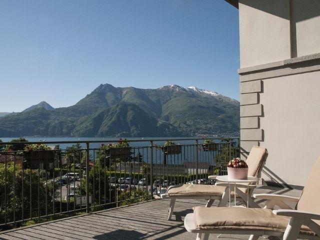 Varenna - Hotel Villa Varenna - hotel uitzicht