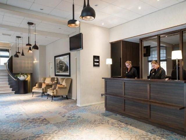 Venlo - Bilderberg Hotel de Bovenste Molen - receptie