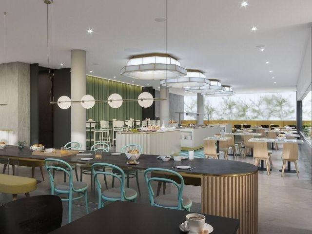 Brno - Hotel Orea Congress **** - restaurant