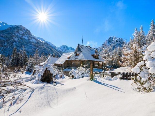 Polen - Tatragebergte