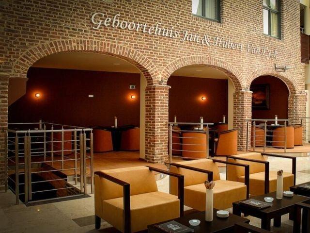 Maaseik - Hotel van Eyck - lobby
