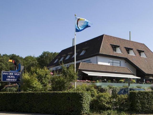 Arnhem - Van der Valk Hotel Arnhem - hotel aanzicht