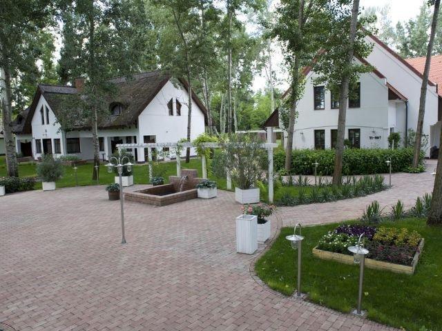 Kerekegyháza - Varga Tanya Hotel - aanzicht hotel