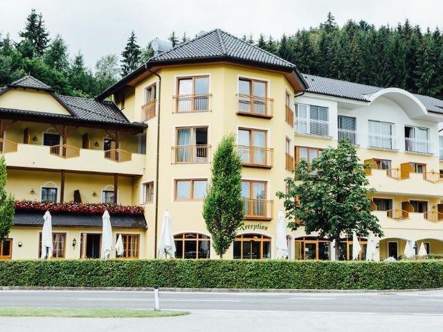 Grein - Hotel Aumühle**** - hotel aanzicht