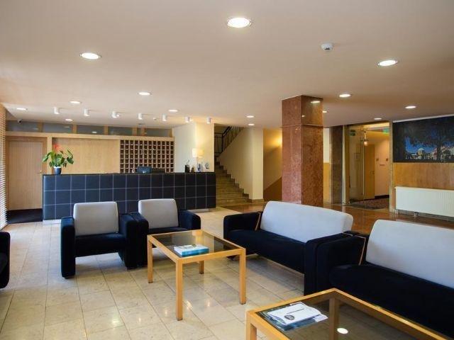 Pécs - Hotel Laterum - lobby