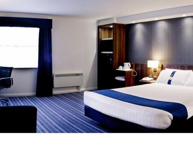 Groot-Brittannië - Crawley - Holiday Inn Express Gatwick Crawly voorbeeldkamer