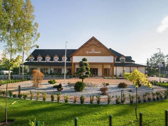 Elblag - Hotel Nowa Holandia - aanzicht hotel