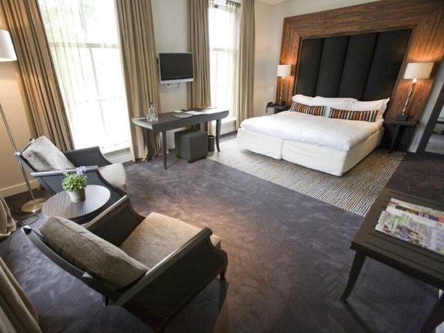 Deventer - Sandton IJsselhotel - voorbeeld kamer