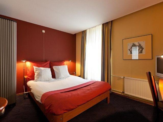 Delft - Best Western Museumhotel - voorbeeld kamer