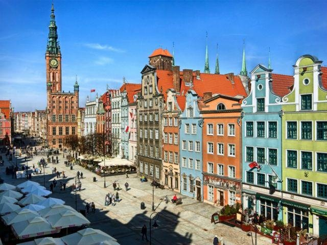 Gdansk centrum
