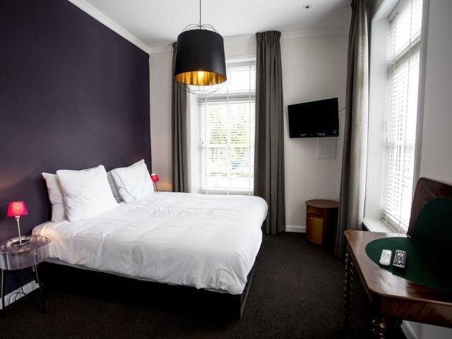 Zuidhorn - Hotel in 't Holt 1654 - voorbeeld kamer