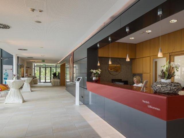 Wesenufer - Hotel & S-Kultur an der Donau - receptie