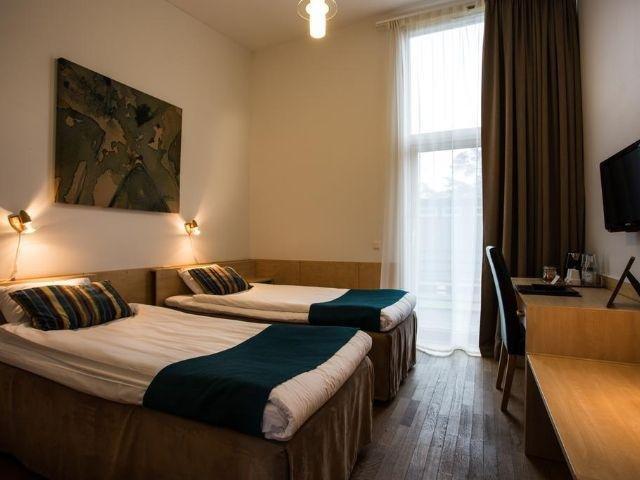 Zweden - Halmstad - Hotel Tyleback