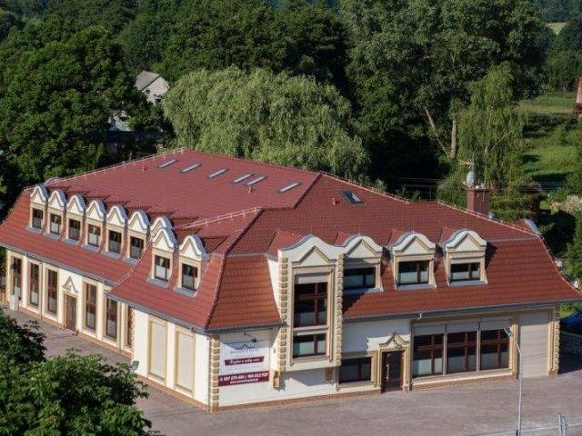 Hotel Dworek Ploni *** - hotel aanzicht