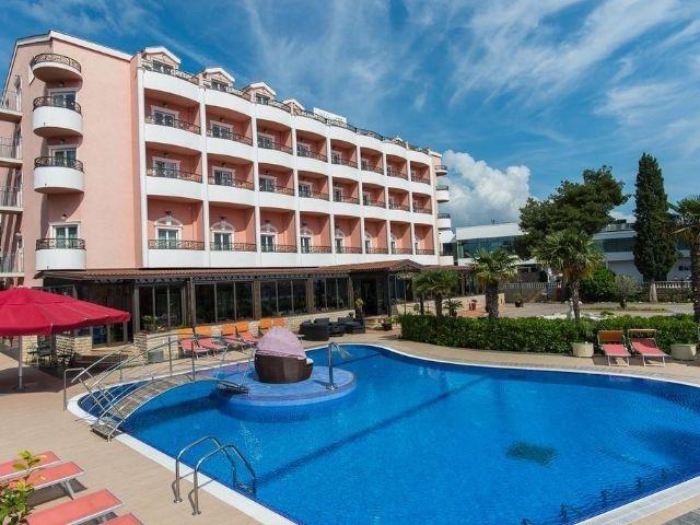 Vodice - Hotel Miramare **** - zwembad