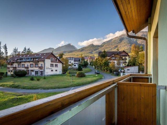 Vysoke Tatry - Hotel Villa Siesta *** - omgeving