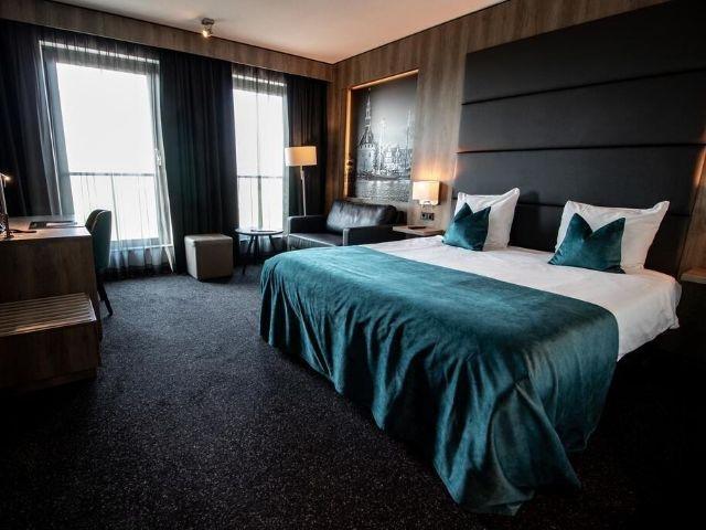 Hoorn - Van der Valk Hotel Hoorn - voorbeeld kamer