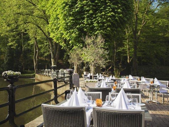 Venlo - Bilderberg Hotel de Bovenste Molen - terras