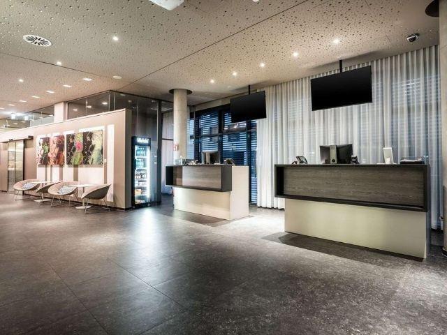 Monheim am Rhein - Comfort Hotel Monheim - receptie