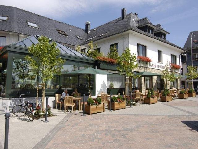Sankt Vith - Hotel Pip Margraff - hotel aanzicht