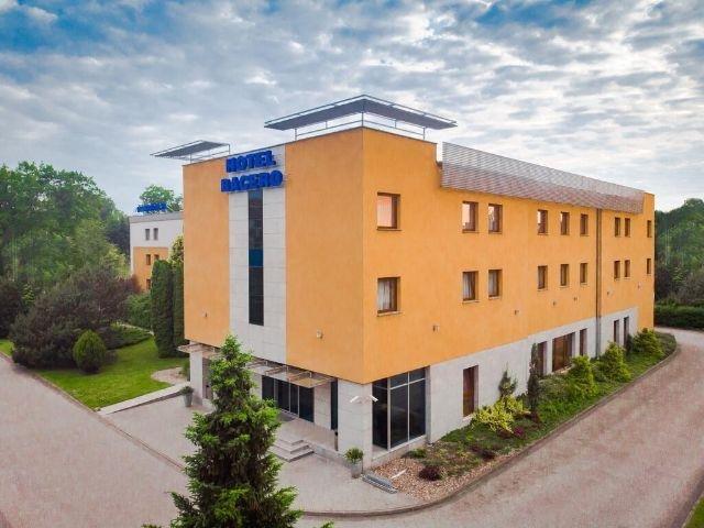 Wrocław - Hotel Bacero *** - hotel aanzicht