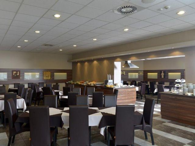 Budapest - Vitta Hotel Superior - restaurant