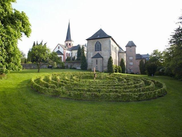 Kall - Gästehaus Kloster Steinfeld - hotel aanzicht