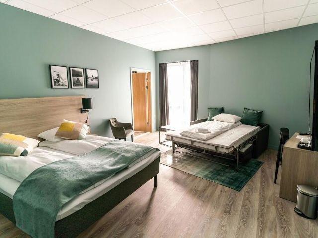 Noorwegen - Oystese - Hardangerfjord Hotel