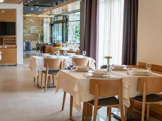 Sofia - Hotel Zoo Sofia - restaurant