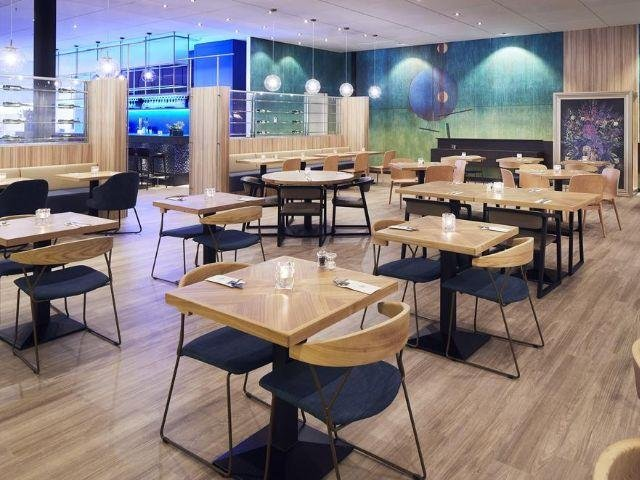 Leeuwarden - Westcord WTC Hotel Leeuwarden - restaurant