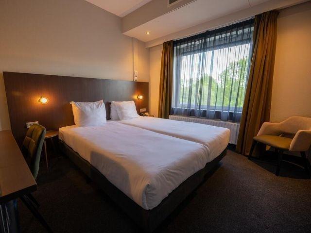 Groningen - Best Western Hotel Plaza - voorbeeld kamer