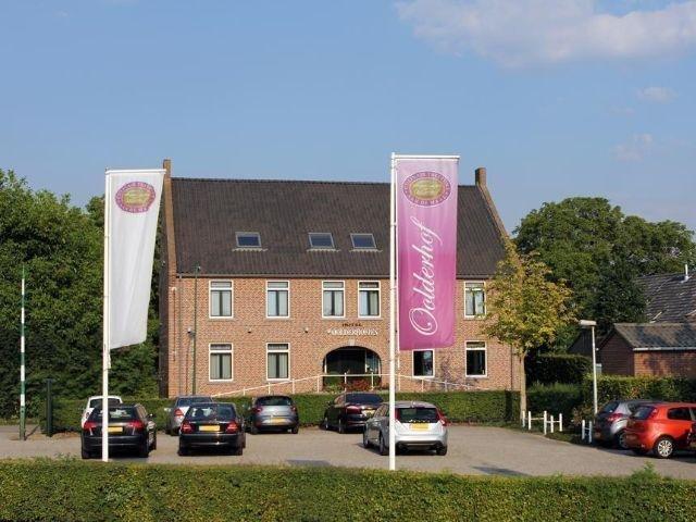 Herten - Oolderhof Hotel & Restaurant - hotel aanzicht