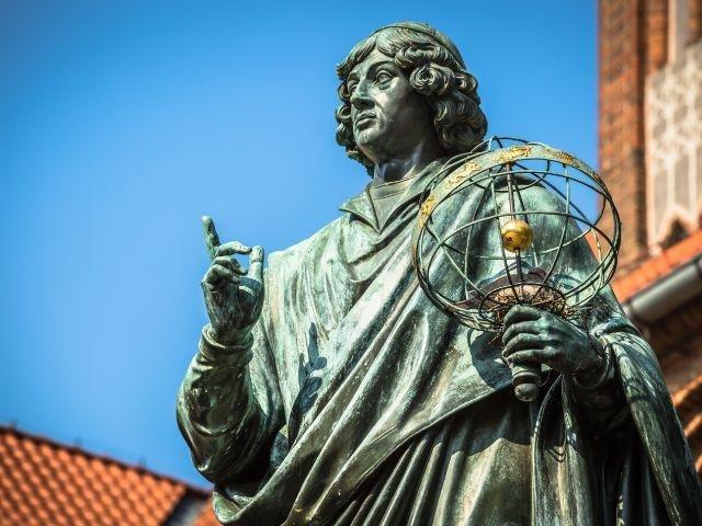 Copernicus in Torun