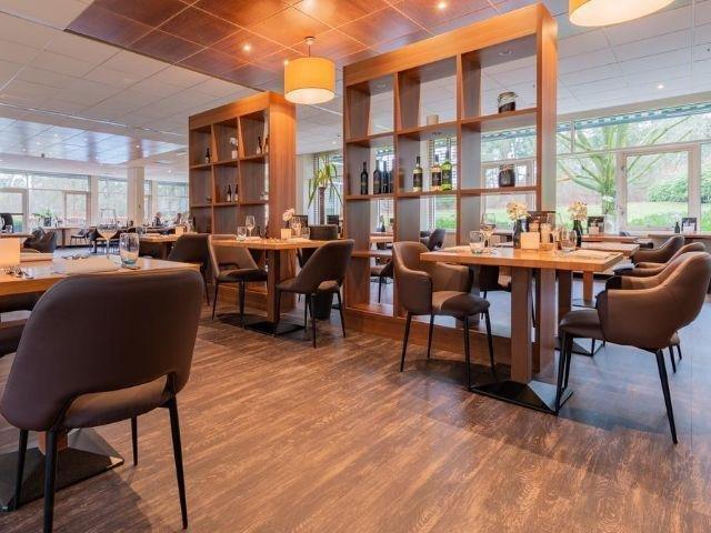 Beekbergen - Fletcher Hotel Apeldoorn - Beekbergen - restaurant