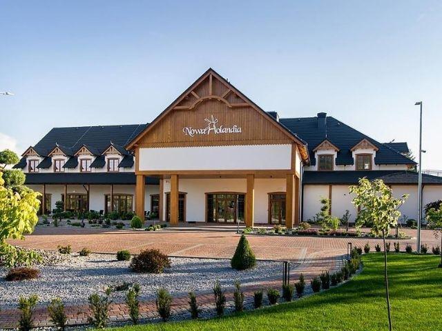 Elblag - Hotel Nowa Holandia *** - hotel aanzicht