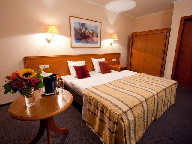 Clervaux - Hotel Koener - voorbeeld kamer