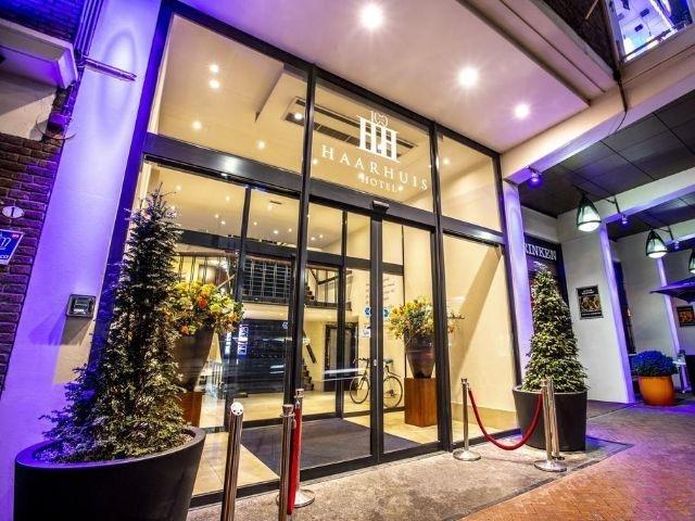Arnhem - Best Western Hotel Haarhuis - hotel aanzicht