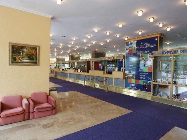 Balatonfüred - Hotel Annabella - receptie