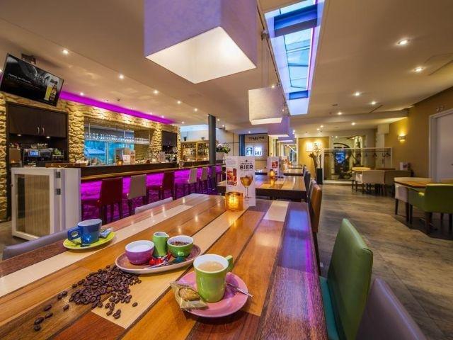 Utrecht - Hotel Mitland - restaurant