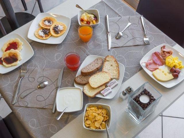 Montecatini Terme - Hotel Montebello *** - ontbijt