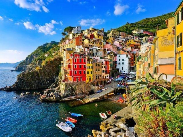 Kust Italië