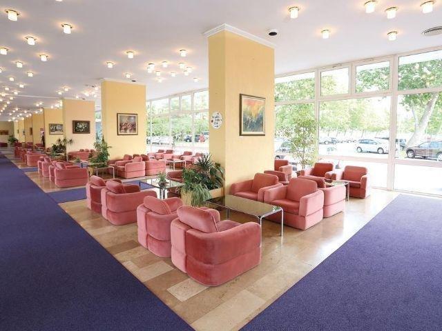 Balatonfüred - Hotel Annabella - lobby