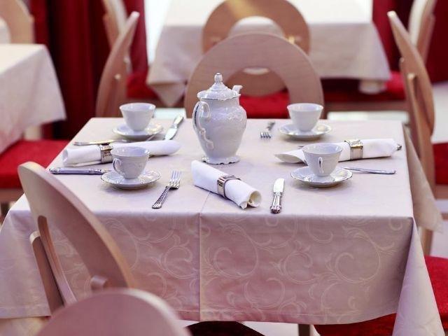 Zagreb - Hotel Raca - restaurant