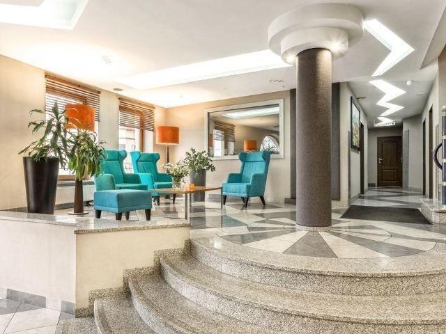 Slubice - Hotel Kaliski - lounge