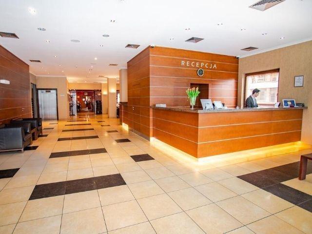 Wrocław - Hotel Bacero *** - receptie