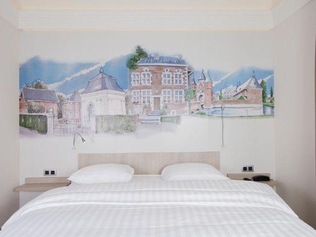 Voeren - Hotel Blanckthys 's-Gravenvoeren - voorbeeld kamer