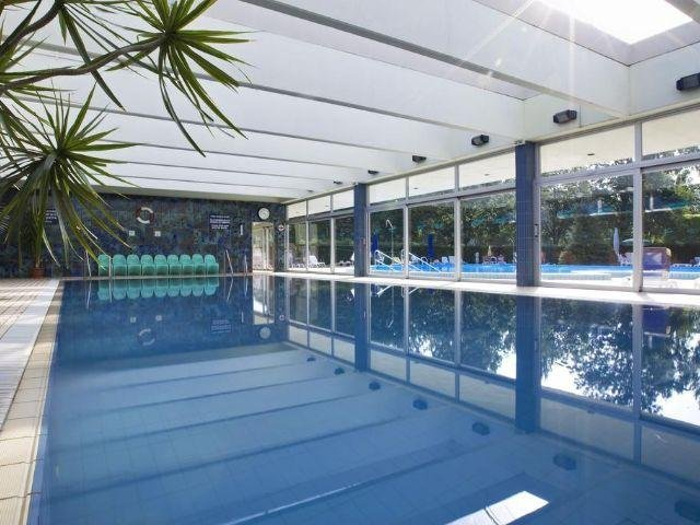 Balatonfüred - Hotel Annabella - zwembad