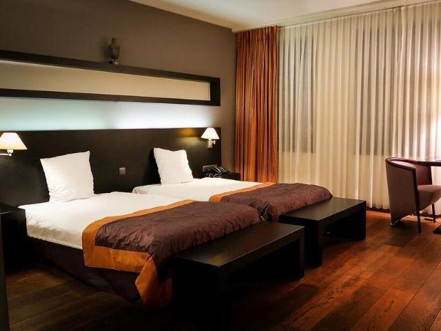 Maaseik - Hotel van Eyck - voorbeeld kamer