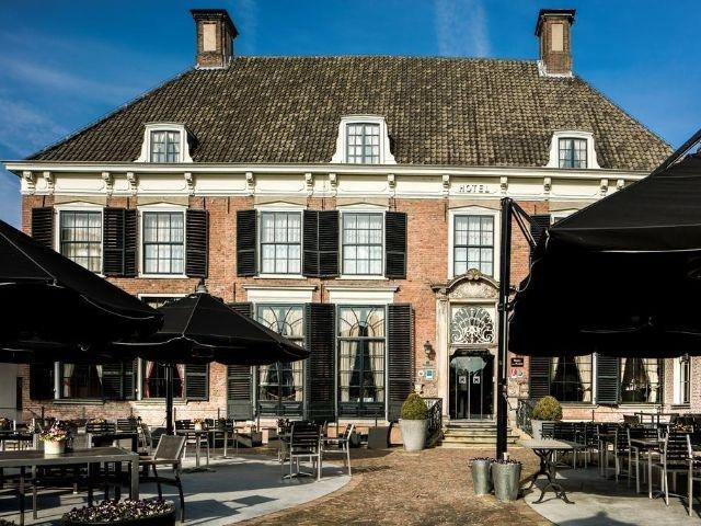 Zutphen - Hampshire Hotel 's Gravenhof Zutphen - hotel aanzicht