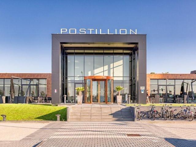 Bunnik - Postillion Hotel Bunnik - hotel aanzicht